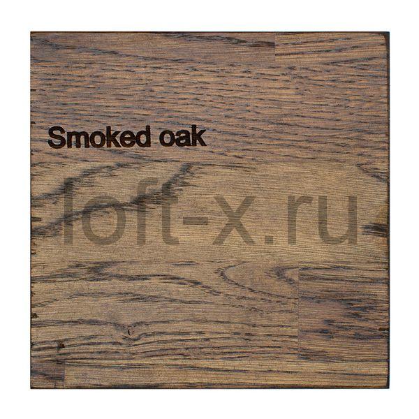 Тонировка дуба - цвет Smoked-oak